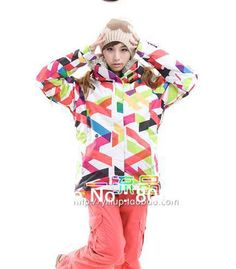 winter 2013 women snowboarding jacket best skiing clothing for women ski suit jacket girls anorak parka colorful bar-in Girls' from Apparel  Accessories on Aliexpress.com $149.00