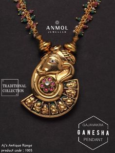 Indian Wedding Jewelry, Bridal Jewelry, Gold Jewelry, Gold Necklaces, Pendant Jewelry, Jewlery, India Jewelry, Temple Jewellery, Schmuck Design