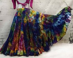 25 or 32 yard tribal belly dance skirttie dyecottonpink Belly Dance Skirt, Tribal Belly Dance, Dance Skirts, Ganesh, Tango, Tribal Skirts, Boho Skirts, Cotton Harem Pants, Aladdin Pants