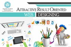 SwipeCubes Softs provides high quality #webdesign services in India. We are #specialized in creating custom website design for our clients according to their requirements.