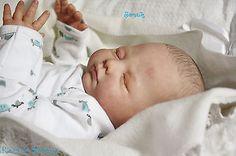 Reborn Baby Boy ~ Johanna by K. Wegerich ~ Karen's Dreams