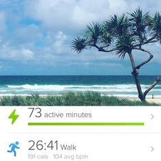 Day 6 of #wlsfebphotochallenge is #workout! We are on our last day of holidays so our 'work out' was a walk along Surfers Paradise beach.  #holidays #surfersparadise #surfersparadisebeach #goldcoast #queensland #fitbit #fitbitchargehr #wls #wlsaustralia #wlscommunity #vsg #vsgaustralia #vsginstacrew #walking by fattofierce http://ift.tt/1PI0tin