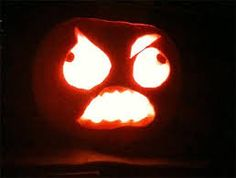 Image result for advanced facial expressions jack o'lanterns
