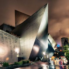 Denver Art Museum  Denver, Colorado, USA, gotta go see the attractive act attractions