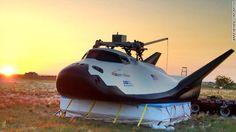 """Dream Chaser"""", ¿la nave espacial que sustituirá a los ..."""