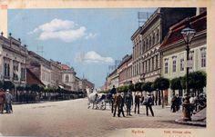 Nyitra, Tóth Vilmos utca