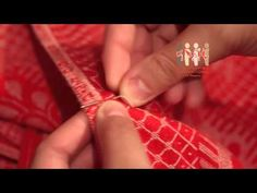 Repairing a broken thread - YouTube