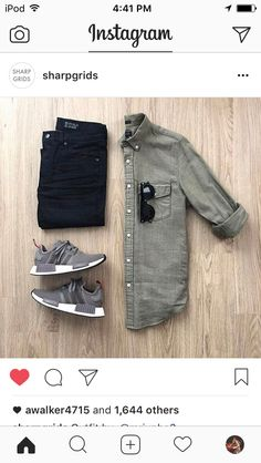 100 Best Smart Casual Outfit Ideas for Men This Year - The Hust Look Fashion, Daily Fashion, Fashion Outfits, Fashion Sale, Paris Fashion, Runway Fashion, Girl Fashion, Womens Fashion, Fashion Trends