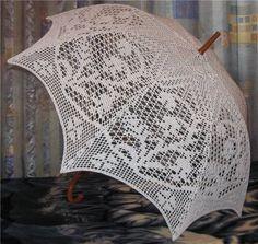 dantelden şemsiye - 3