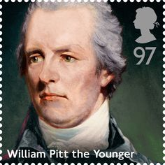William Pitt the Younger and Clement Attlee also feature in the new collection - but Benjamin Disraeli, David Lloyd George and Tony Blair do not.