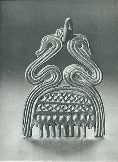 Viking age / Finland / Kuhmoinen Viking Age, Viking Jewelry, Anglo Saxon, Medieval Art, Prehistory, Dark Ages, Archaeology, Metal Art, Finland