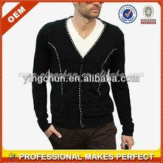 Fashion men's cardigan sweaters,cashmere cardigan sweaters wholesale(YCH-B0065) $3.6~$15.3