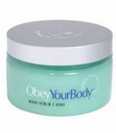 Obey YourBody Body Scrub Kiwi