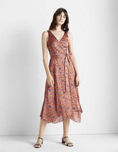 Semi Formal Dresses, Trendy Dresses, Club Dresses, Stylish Outfits, Club Monaco, Jumpsuit Dress, Dress Up, Dress Remove, Print Wrap