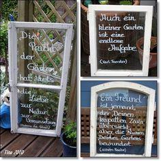 Alte Fenster - Bilder und Fotos