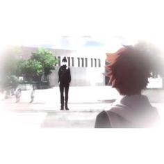 """""""Why did you have to die you idiot?! We were a team! We were partners!""""  [AC: kageyama] [CC: Simplyfx on yt]"""