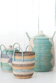 Vietnamese baskets #laundrybasket