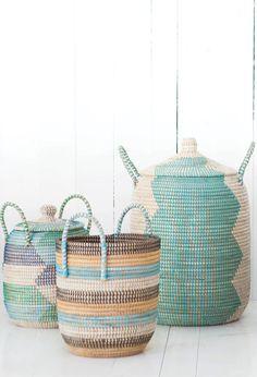 Vietnamese baskets #laundrybasket