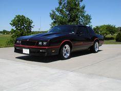My 1985 Monte Carlo SS Barney...