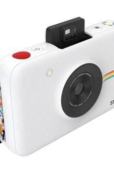 Snap, la Polaroid che stampa immediatamente e senza inchiostro: ecco Snap (FOTO)