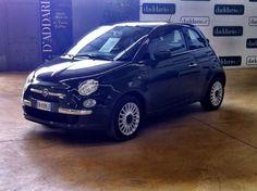 Fiat 500 1.2 lounge www.daddario.it