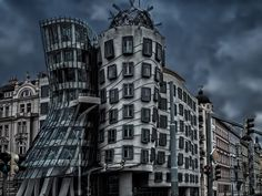 Dancing Houses ! by Vic Perri - Photo 136427501 - 500px