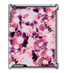 Uncommon LLC Ana Romero Floral Petals Deflector Hard Case for iPad 2/3/4 (C0050-QH)