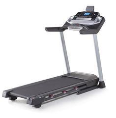 Proform Pro 1000 Treadmill Gray and black Proform Pro 1000 (PFTL99015) is a high end 2016 model treadmill with a powerful 3.0 chp drive system / Mach Z commercial grade motor for high level of iner…