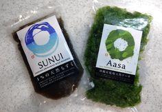 沖縄産天然アーサ「Aasa」のパッケージデザイン 一円相