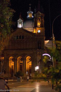 Iglesia Catedral. San Nicolás de Bari. La Rioja.Argentina