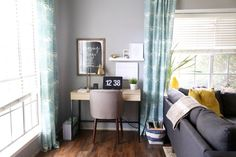 The Home Office – Love & Renovations