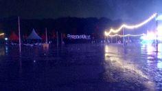 Parookaville by Night #Rain