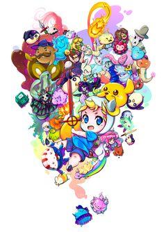 Chibi Adventure Time