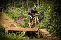 Drop bolo-bolo at #sebex #downhill park #bogor