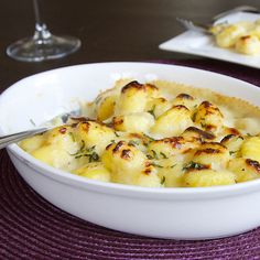 Gnocchi Macaroni and Cheese, comfort food at its best!