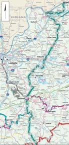 Biking Trails & Routes across Kentucky