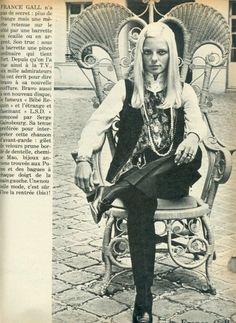 france gall - rad chair