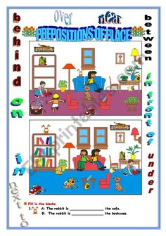Arabic Phrases, Vocabulary Worksheets, Prepositions, Esl, Really Cool Stuff, Congratulations, Student, Teaching, Places