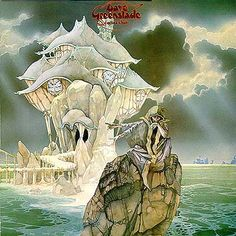 Cover Art by Roger Dean...