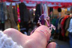 Unicorn Ring. Novelty Ring. Laser Cut Acrylic by designosaurYEAH
