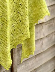 Ravelry: Spring Etude Shawl pattern by Yuliya Tkacheva