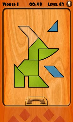 Tangram - screenshot