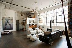 Designer Alina Preciado's Brooklyn Loft Home