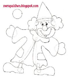 Οι ιδέες και οι δημιουργίες μας!!!: Μερικές ακόμα υπέροχες ιδέες Clowns, Carnival Decorations, Board Decoration, Smurfs, Origami, Cinderella, Disney Characters, Fictional Characters, Techno