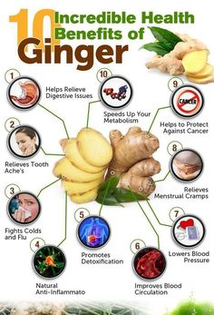 10 INCREDIBLE HEALTH BENEFITS OF GINGER (#8 WILL SURPRISE YOU)