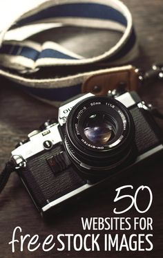 Forget about paying for stock photography for your blog! With 50 places to get free stock images, you'll definitely find what you're looking for.... for totally free. Not cheap. Not almost free. FREE! Read up on this entire blogging tips series once you're at it...