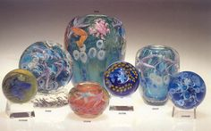 Lundberg Studios - Contemporary Art Glass in Davenport, CA