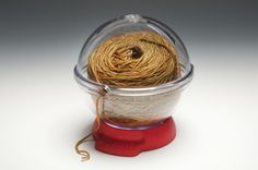 At home or on the go... The Yarnit is the perfect yarn project companion! A must-have for any knitter or crocheter!