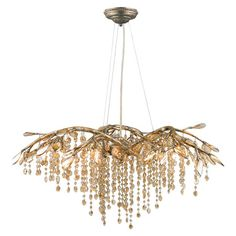 I pinned this Autumn Twilight Chandelier from the All That Glitters event at Joss and Main!