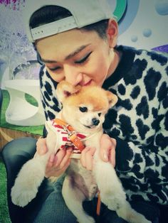 Because Zico is not cute enough...(thanks bontheblock)